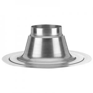 Burgerhout - Aluminium plakplaat 125 mm
